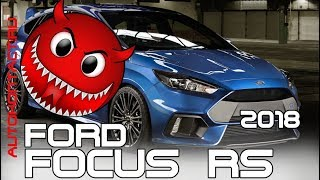 Менеджеры кипятком писают! 2018 Ford Focus RS