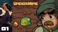 Let's Play UnderMine - PC Gameplay Part 1 - Mimic Mayhem