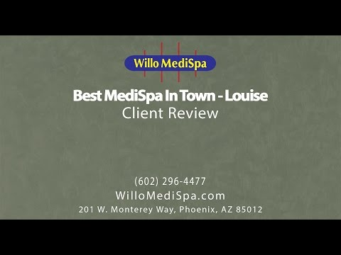 Best MediSpa In Town - Louise | Client Review | Willo MediSpa