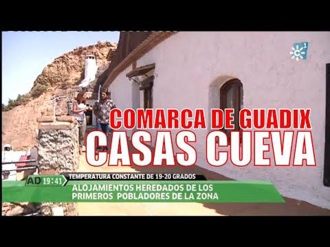 Turismo en las Cuevas de la Comarca de Guadix