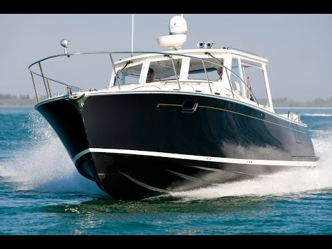 MJM Yachts 40z Test by BoatTEST