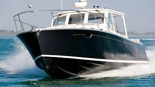 MJM Yachts 40z Test By BoatTEST