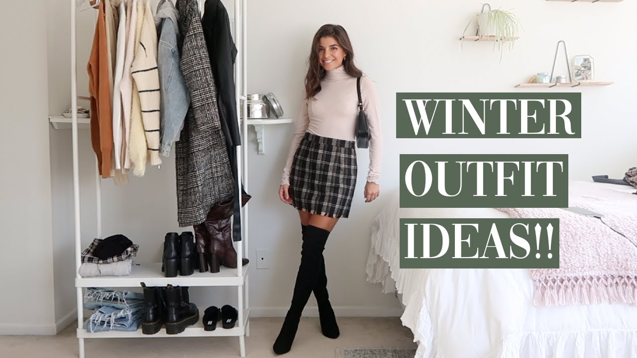 [VIDEO] - Winter/Holiday Outfit Ideas   Viviane Audi 8