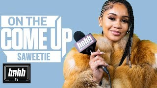 Saweetie on Car Freestyles, New Album Featuring Gunna, 2 Chainz & More (HNHHs On the Come Up)