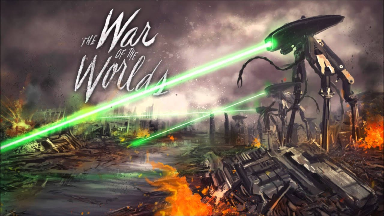 War Of The Worlds Aliens Soundtrack 1 The Red Weed - Youtube-6605