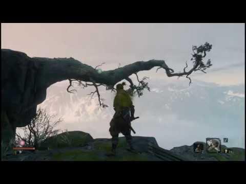 【鈴鬼のお堂・ま白い風車場所・さる酒場所】SEKIRO(せきろう・隻狼)ps4 - YouTube