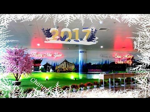 Noi Bai International Airport 2017 Hanoi Vietnam
