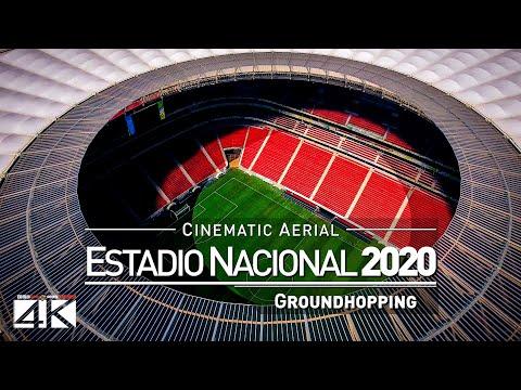 【4K】Drone Footage | ESTADIO NACIONAL DE BRASILIA MANE GARRINCHA ..:: Spectacular Arenas 2019