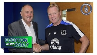 Everton Appoint Steve Walsh as Director of Football | Everton News Daily