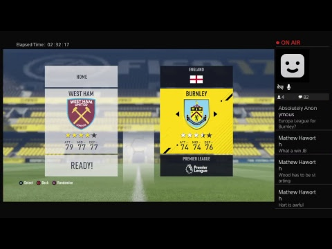 The Match live   - West Ham v Burnley     Premier League  Full Audio Commentary