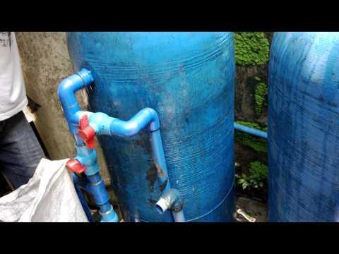 Fiberglass Blue Capsule Water Filter Philippines Activated Carbon