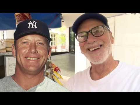 Mickey Davis talks baseball