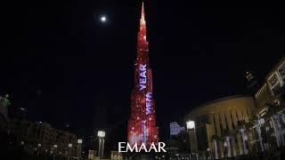 EMAAR NYE 2021 - Happy New Year!