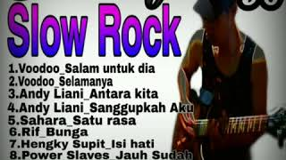 Gambar cover Best of 10 Slow Rock Indonesia th 90 an