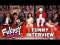 Fukrey Returns Full FUNNY Interview | Pulkit Samrat,Varun Sharma,Richa Chadha,Ali Fazal,Manjot Singh