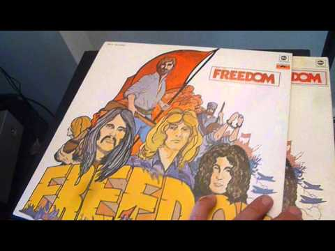 Freedom - 1970 / ABC Records ABCS 708 (Canadian & US)