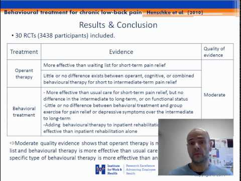 hqdefault - Behavioural Treatment For Chronic Low-back Pain Cochrane Database