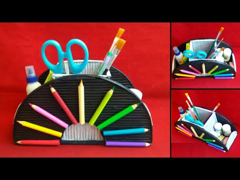 Best out of waste craft ideas | Newspaper craft ideas | best use of old newspaper | HMA##301