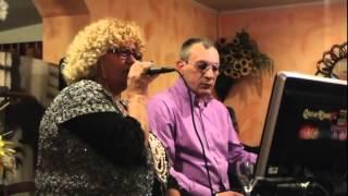 Qdk Karaoke GLI UOMINI canta Franca Sulpizii