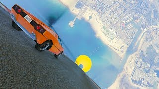 999 Km/h! NO PUEDO PARAR!! - CARRERA GTA V ONLINE - GTA 5 ONLINE