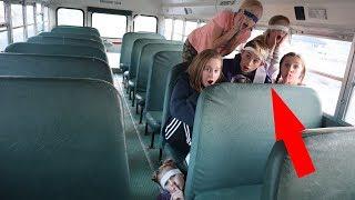 Sardines on a School Bus (BAD IDEA)