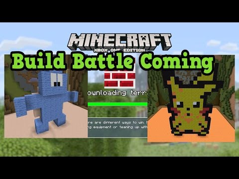 Minecraft Xbox 360 / PS3 NEW MINIGAME - Building Time Hinted?