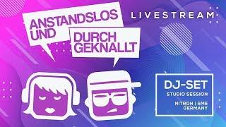 ANSTANDSLOS & DURCHGEKNALLT ► Das erste Mal mit einem DJ-Set live bei Club Sounds!