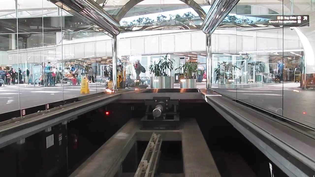 Orlando International Airport Train 1 Youtube