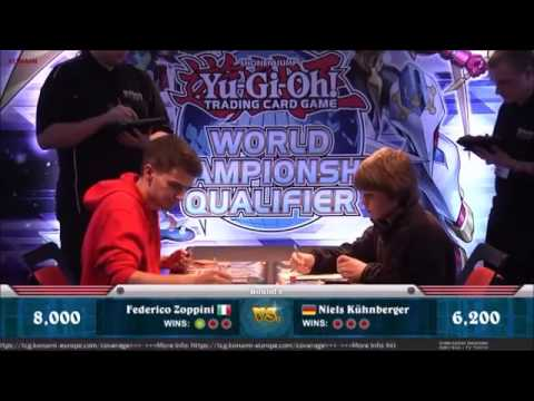 WCQ European Championship 2014 Round 8 Federico Zoppini (Herald) Vs Niels Kuhnberger (Infernity)