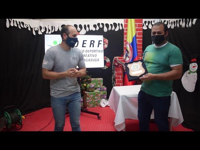 Premiación torneo intercolegiado de escudos