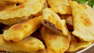 Посикунчики - жареные пирожки с мясом. Рецепт от Всегда Вкусно!