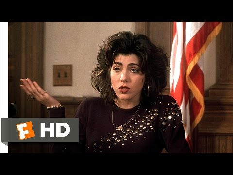 my cousin vinny trial procedure