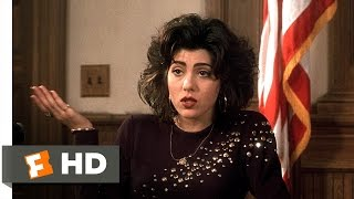 My Cousin Vinny (5/5) Movie CLIP - Automotive Expert (1992) HD