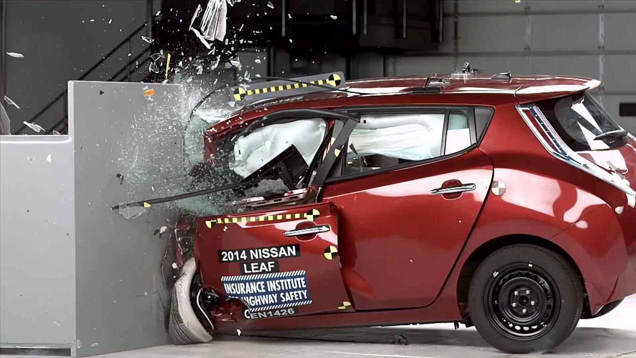 Car Crash Accidents Tests Chevrolet Nissan Mazda Fiat More