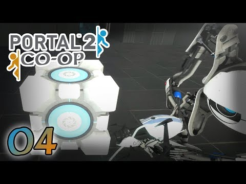 Portal 2 Co-op: Part 4 - What Did You Do?!