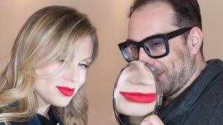 Tutorijal profesionalnog šminkanja - Kako se Nina šminka za posao