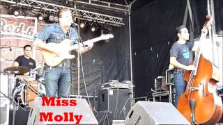 Josh HI-FI Sorheim - Miss Molly - WILD Records - (Spade Cooley 1942)