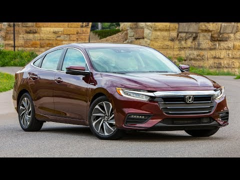 2019 Honda Insight Touring Interior, Exterior and Drive