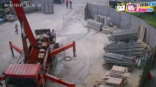 【即時】大溪高中工地意外 倒塌畫面曝光 thumbnail