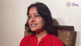 Sharmishtha Ranade on her journey with Life Learning Solutions