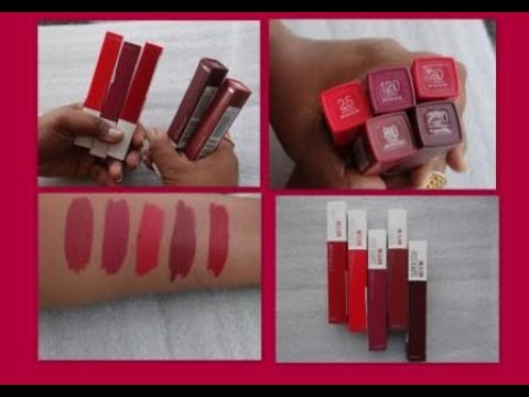maybelline-superstay-matte-ink-liquid-lipstick-|-review-&-swatches