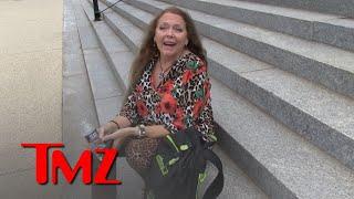 Carole Baskin Says Joe Exotic Should Get Lighter Sentence if he Snitches | TMZ
