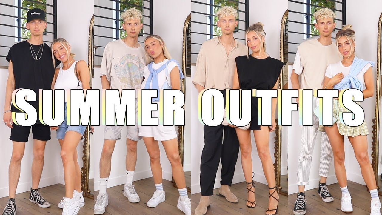 COUPLES SUMMER OUTFIT IDEAS   DATE NIGHT, CASUAL, MORE