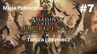 AC Origins : The Curse of the Pharaohs #7 (Tarcza czy miecz)