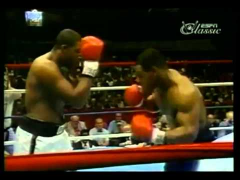 Mike Tyson Vs. Reggie Gross HD