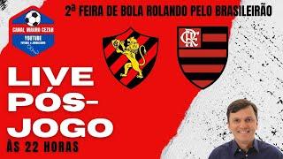 Flamengo segue a perseguição ao líder. Em qual jogo o Inter pode perder pontos? Veja como foi a LIVE
