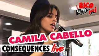 "Camila Cabello ""Consequences"" Live - Le Rico Show Sur NRJ Video"