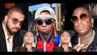 LIL WAYNE CARTER V: Wayne Says it Will Be YOUNG MULAH SUMMER, Drake Setting It Off than Nicki Minaj