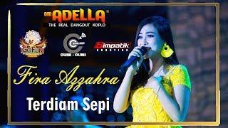 Download Fira Azzahra cover Terdiam Sepi ( OM.ADELLA live #GofunBojonegoro )
