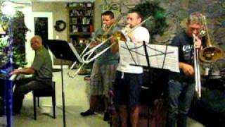 Trombone Trio--Surely Goodness and Mercy
